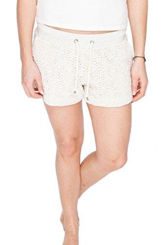 Soone Crema Shisha Donna Shorts Pantaloni xqP18fX