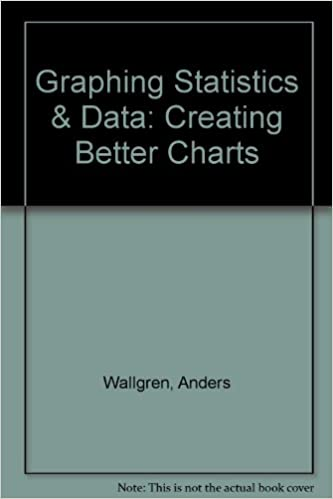Buy Graphing Statistics & Data: Creating Better Charts Book Online