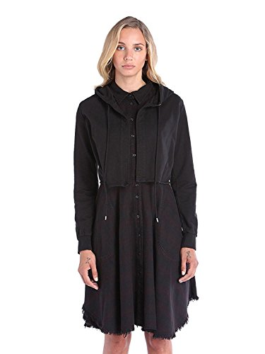 Diesel D-AZIZ Dresses (XX-Small, Black) ()