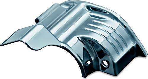 - Kuryakyn 7779 Motorcycle Engine Accessory: Starter Mount Cover Accent for 2009-16 Harley-Davidson Touring Motorcycles, Chrome