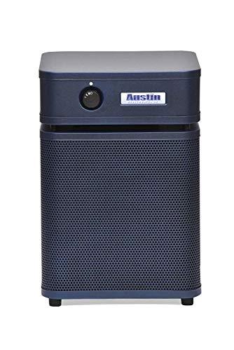 - Austin Air A250E1 HealthMate Plus Junior Air Purifier, Midnight Blue