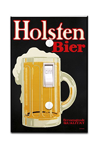 holsten-bier-vintage-poster-artist-klinger-germany-c-1916-light-switchplate-cover