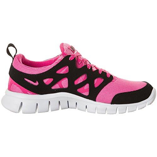 Pink 2 Run 5 white pink Free Vivid Laufschuhe 35 Glow black Le gs Nike qZ0Sww