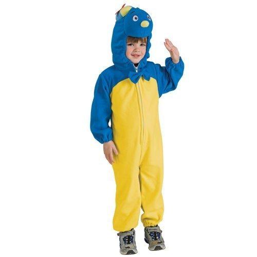 Backyardigans Halloween Costume Baby (Backyardigans Deluxe Pablo Child Costume,)