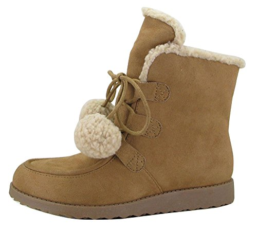 Jellypop Womens Palos Botte Tan