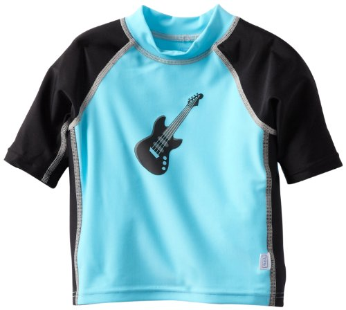 i play. Baby Boys' Three Quarter Sleeve Rashguard