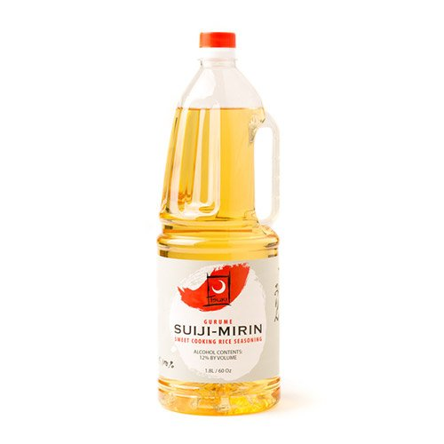 Gurume Suiji-Mirin (Sweet Cooking Rice Seasoning) (60 fluid ounce) by Tsuki