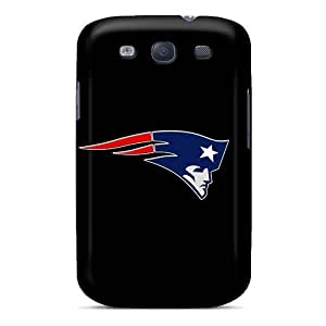 Shock Absorption Hard Phone Cover For Samsung Galaxy S3 (jGO29515MQtf) Unique Design Trendy New England Patriots Pictures