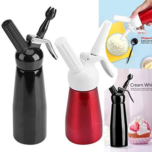 OKSLO 250/500ml aluminum whipped dessert cream butter dispenser whipper foam maker