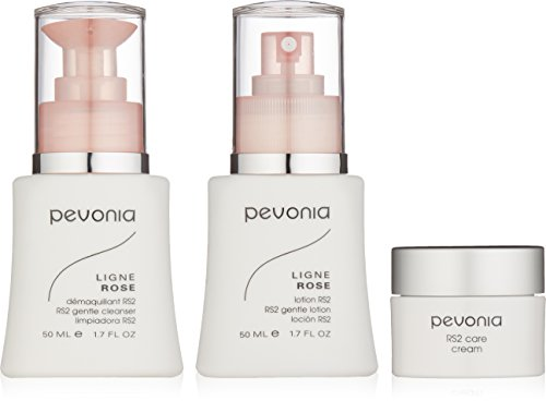 Pevonia Skincare Solution Rosacea Skin Kit