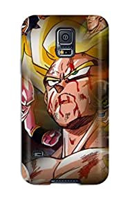 Awesome Dbz Flip Case With Fashion Design For Galaxy S5
