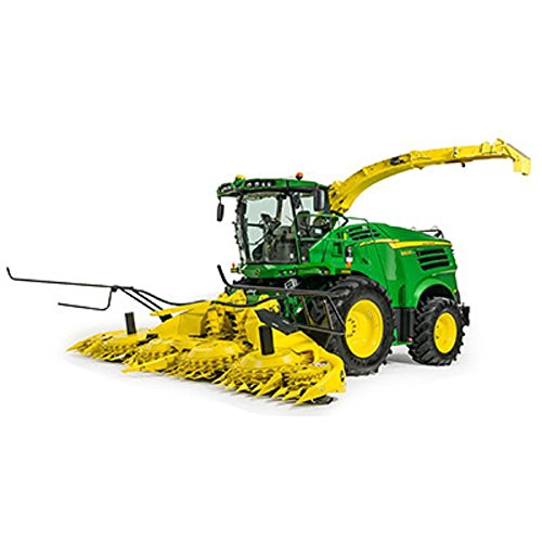 John Deere Harvester - John Deere ERTL 1/64 8600 Self Propelled Forage Harvester