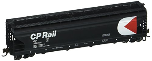 - Bachmann Industries CP Rail ACF 4-Bay Center-Flow Hopper Car (N Scale), 56'