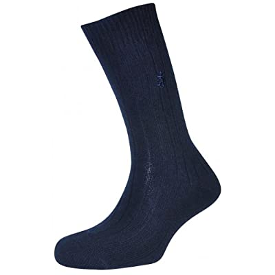 Wholesale Pringle Of Scotland Men\'s Cashmere Ribbed Socks (1 Pair) for cheap IoKsgaCG
