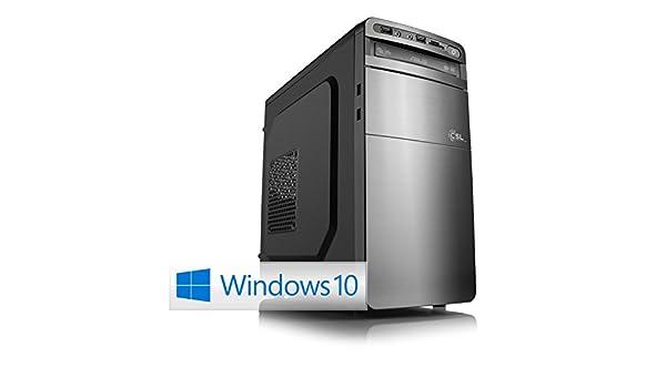 CSL Speed x4668 (Core i5) Multimedia PC con Windows 10 Home ...