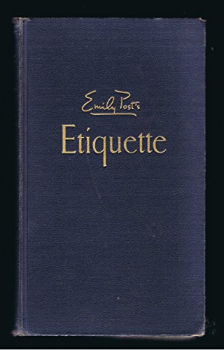 92 Best Etiquette Books of All Time - BookAuthority