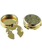 Cubierta del botón Seleccionar Oro Pulido bolsa de regalo