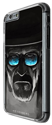 1235 - Cool Fun Trendy breaking bad cool sunglasses movie Design iphone 6 6S 4.7'' Coque Fashion Trend Case Coque Protection Cover plastique et métal - Clear
