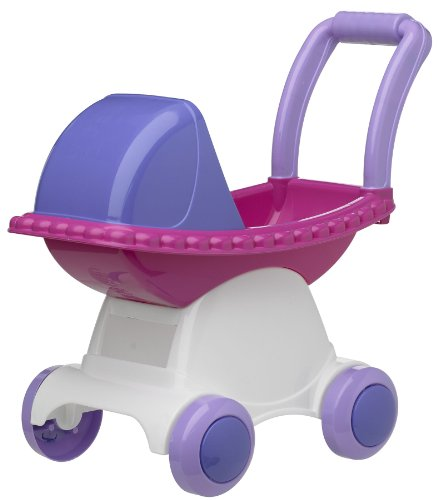 Amazon.com: American Plastic Toy Out And About Buggy: Toys & Games