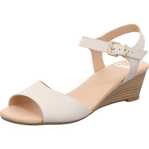 Caprice 28203-102*, Sandales Pour Femme white