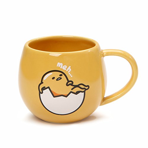 Enesco Gudetama for Our Name Is Mud Gudetama Egg Mug