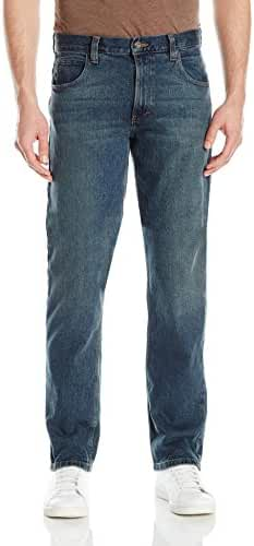 Dickies Men's Relaxed Straight 5-Pocket Jean Stretch