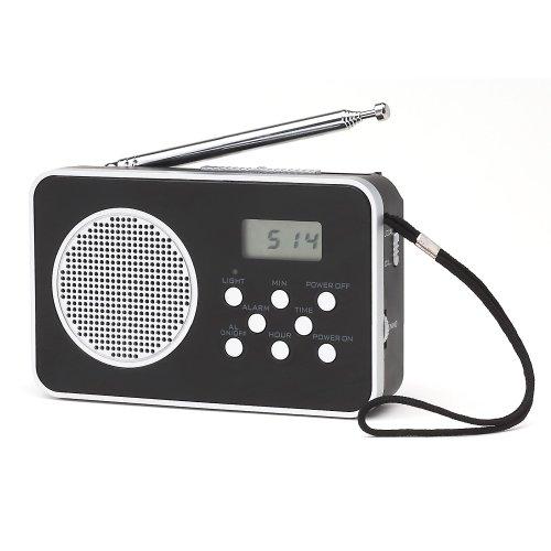 Coby CXCB92 9 Band AM/FM/Shortwave Radio with Digital Displa