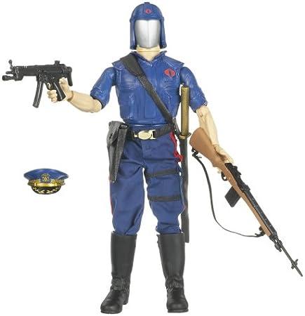 GI Joe Weapon Blowtorch Helmet from Accessory Pack 1985 Original Figure Accessor