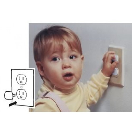 Mommys Helper Outlet Plugs 36 Count