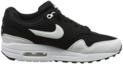 Air White 034 Running Nike Max 1 Black Nero Donna Scarpe Wmns Hwq5BS
