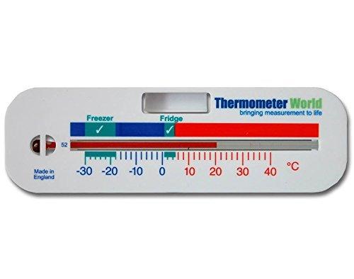 Kühlschrank Thermometer–Kühlschrank Gefrierschrank Temperatur Gauge–Zwei Jahre Garantie Thermometer World
