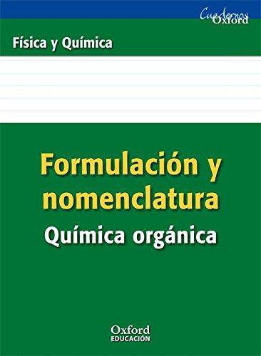 Cuad Oxford Fis Y Quim For Organica