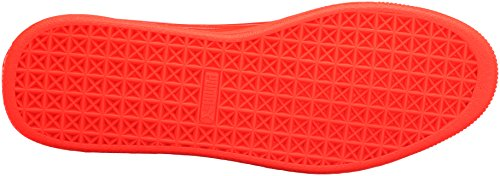 Blast PUMA Men's Sneaker Emboss Red Fashion Classic Basket Patent 77Sqr8
