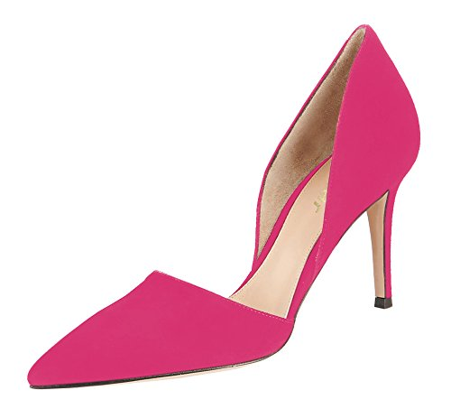 rosa Guoar Guoar Cerrado Mujer Mujer Rosa Guoar Rosa Cerrado rosa HBqxdwtH