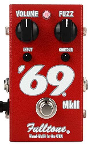 - Fulltone '69 mkII Fuzz Pedal