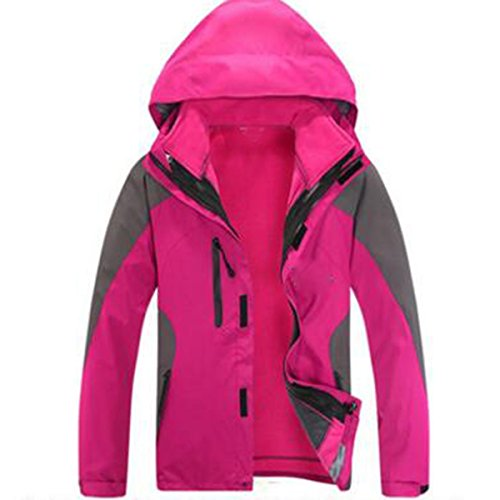 Fodera Giacche Liner Warm Rosered Velluto Three In Alpinismo Ladies One wOXZxaqOB