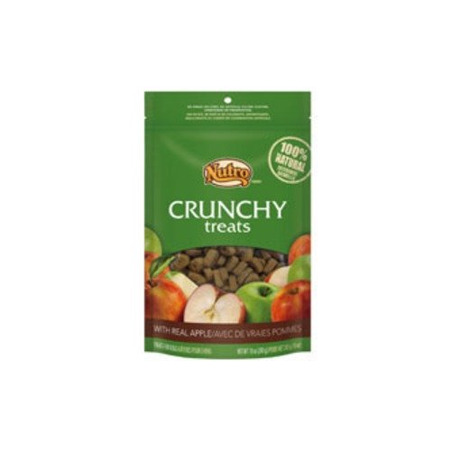 Nutro Natural Choice Crunchy Treats With Real Apples Dog -