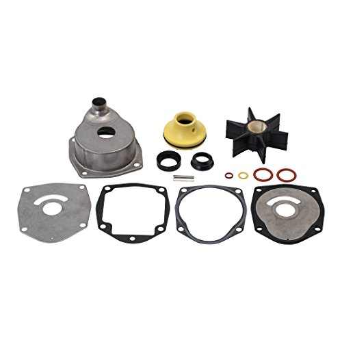 QuickSilver 817275Q05 Upper Water Pump Repair Kit - MerCruiser Alpha One Gen II Drives and Vazer Drives (Mercury Alpha One)
