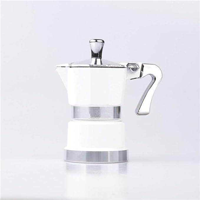 MAATCHH Mocha Pot Espresso Aluminio Mini Moka Pot Inicio ...