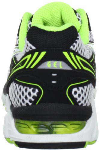 ASICS GEL-1170 - Zapatillas de correr de material sintético hombre blanco - Weiß (White / Pearl White / Yellow 0100)