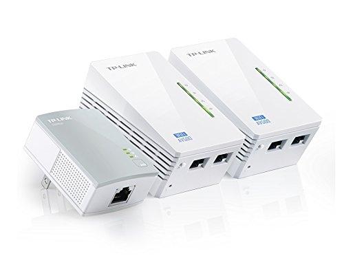 TP Link N300 Powerline Gigabit Wi Fi