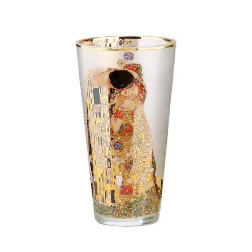 gustav-klimt-the-kiss-20cm-glass-vase