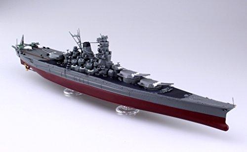 青島文化教材社 1/700 艦船 フルハルモデル 日本海軍 戦艦 武蔵 プラモデルの商品画像