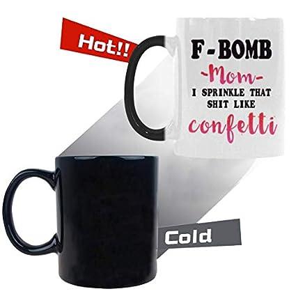 Amazon Com Gift Idea F Bomb Mom I Sprinkle The Shit Like Confetti