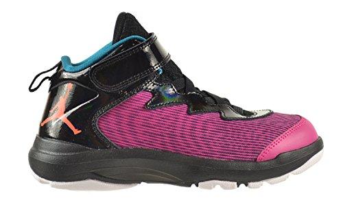 P Little Kids Shoes Fusion Pink/Electric Orange-Black-Tropical Teal 684937-625 (13.5 M US) ()
