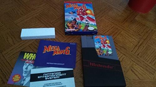 Mega Man 6 nintendo entertainment system