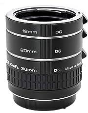 Sonderangebot: Kenko Extension Tube Set DG Nikon Zwischenringsatz, 36mm schwarz und mehr