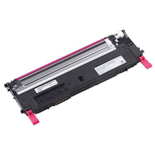 Dell Computer D593K Magenta Toner Cartridge 1230c/1235cn Color Laser Printer by Dell