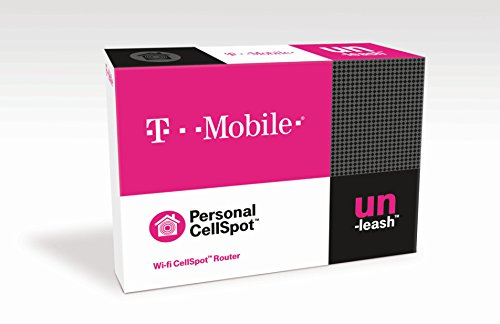 Amazon.com: T-Mobile 4G LTE Personal Cell Spot - GSM Signal Booster
