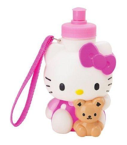 Sanrio Hello Kitty Baby Bottle - NEW AUTHENTIC SANRIO HELLO KITTY TEDDY BEAR BEVERAGE WATER BOTTLE BPA FREE